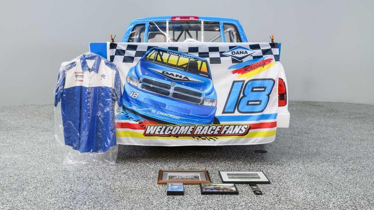 Race Out And Get This 1998 Dodge Ram NASCAR Truck
