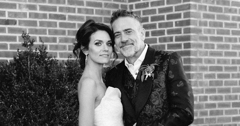 Hilarie Burton and Jeffrey Dean Morgan Reveal They Got Married ...