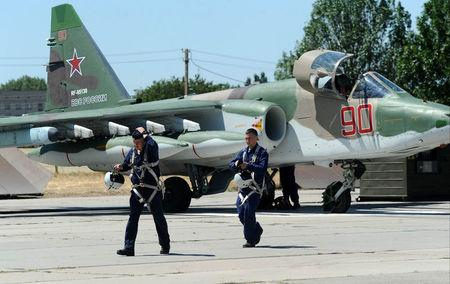 Syrian rebels reach deal with Russian Federation  for weapons handover