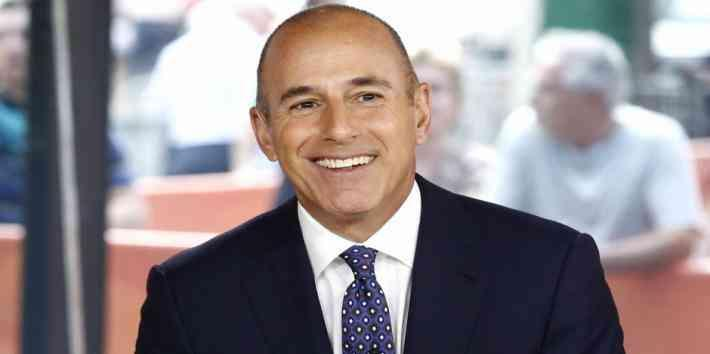 Today show's Matt Lauer had affair with woman, Addie Zinone