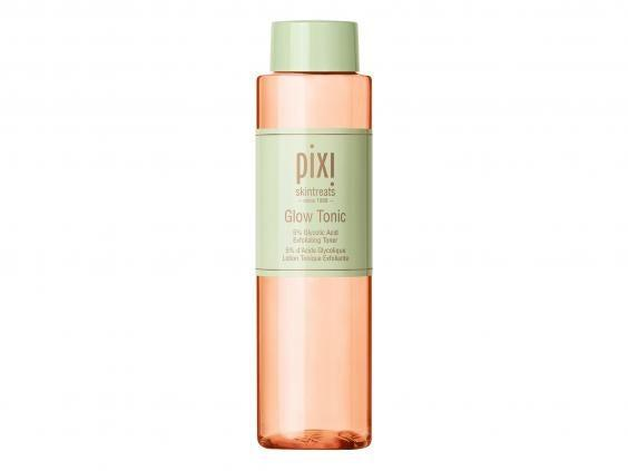 This glycolic acid toner is gentle enough to use twice daily and will leave you with a glowing complexion (Pixi)