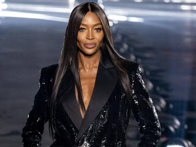 Naomi Campbell serves as 'surrogate mother' to Adut Akech