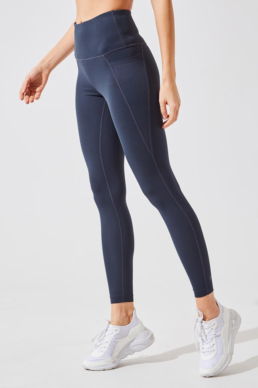 MPG Sport Prosper 7/8 High Waisted Recycled Nylon Leggings