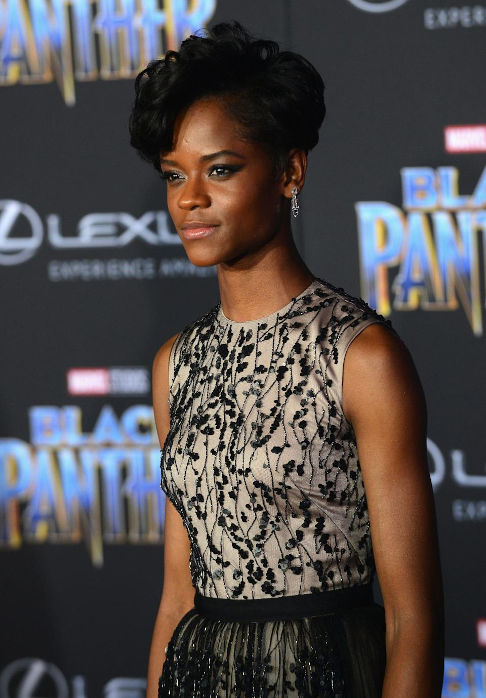 <strong>Letitia Wright</strong>
