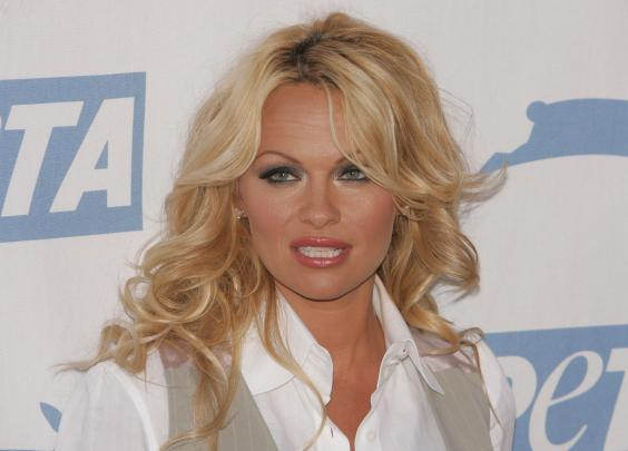 Pamela Anderson (Getty Images)