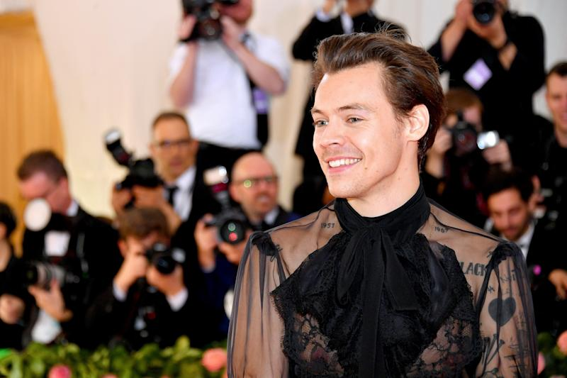 Is the World Ready for Harry Styles to Play Prince Eric? Twitter Says Hell Yeah