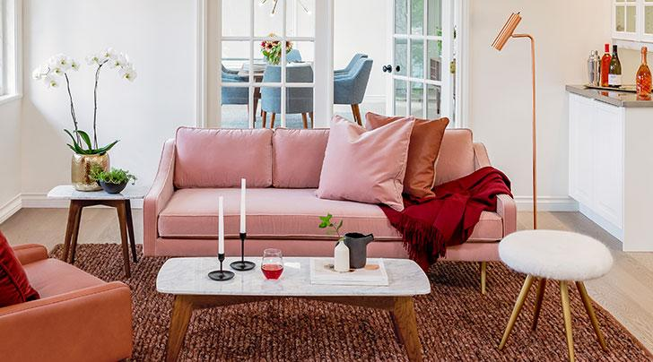 4 Expert Tips For Keeping Velvet Furniture Looking Like New