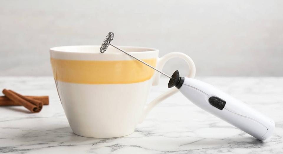 This £2 electric whisk has been the game-changer I never expected. (Getty Images)