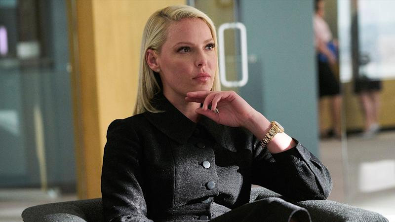 Katherine Heigl Suits Samantha