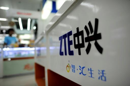 US fines China's ZTE $1.2 bn for violating Iran, N.Korea sanctions