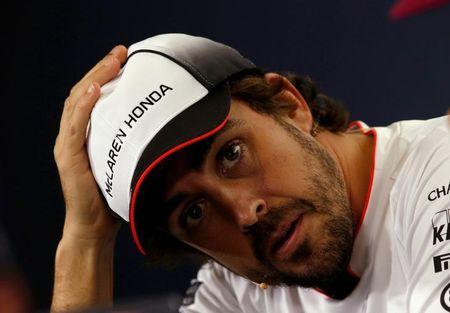 McLaren's Alonso to miss Monaco Grand Prix for Indy 500