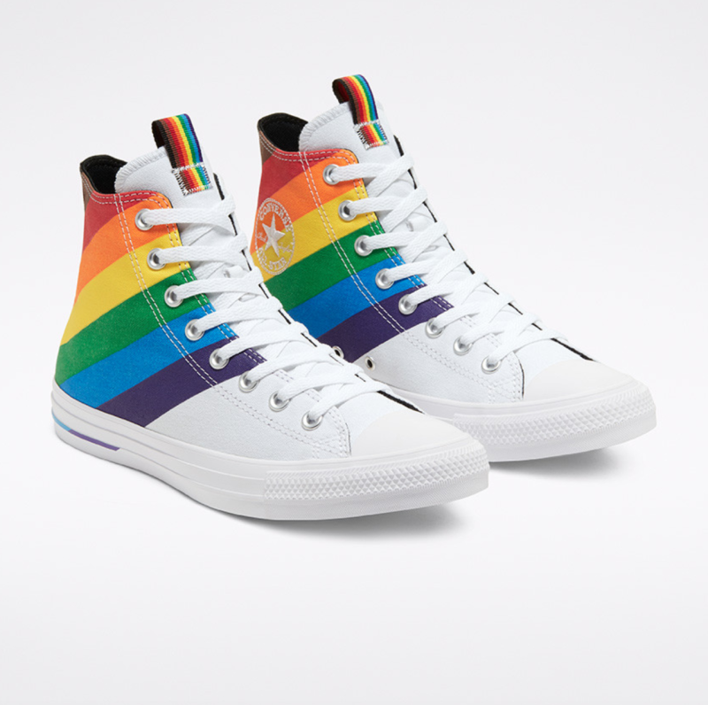 Converse Pride Chuck Taylor All Star High Top