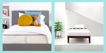"<p>Let's be honest: Picking out a mattress for your child is no easy feat. While there are plenty of <a href=""https://www.goodhousekeeping.com/childrens-products/g5090/best-crib-mattresses/"" rel=""nofollow noopener"" target=""_blank"" data-ylk=""slk:crib mattresses"" class=""link rapid-noclick-resp"">crib mattresses</a> and <a href=""https://www.goodhousekeeping.com/home-products/g29892090/best-mattresses"" rel=""nofollow noopener"" target=""_blank"" data-ylk=""slk:adult mattresses"" class=""link rapid-noclick-resp"">adult mattresses</a> to choose from, it can be confusing when it comes to buying a mattress specifically for a child – whether you're upgrading from a crib or toddler bed or it's just time for an update.<br></p><p>The Good Housekeeping Institute Textiles Lab reviews mattresses for every budget and preference, from <a href=""https://www.goodhousekeeping.com/home-products/g29993775/best-memory-foam-mattresses/"" rel=""nofollow noopener"" target=""_blank"" data-ylk=""slk:memory foam styles"" class=""link rapid-noclick-resp"">memory foam styles</a> to <a href=""https://www.goodhousekeeping.com/home-products/g34383668/best-organic-mattresses/"" rel=""nofollow noopener"" target=""_blank"" data-ylk=""slk:organic beds"" class=""link rapid-noclick-resp"">organic beds</a> and more. We also evaluate <a href=""https://www.goodhousekeeping.com/childrens-products/"" rel=""nofollow noopener"" target=""_blank"" data-ylk=""slk:children's products"" class=""link rapid-noclick-resp"">children's products</a> of all kinds, like <a href=""https://www.goodhousekeeping.com/childrens-products/toy-reviews/g4695/best-kids-toys/"" rel=""nofollow noopener"" target=""_blank"" data-ylk=""slk:toys"" class=""link rapid-noclick-resp"">toys</a>, <a href=""https://www.goodhousekeeping.com/childrens-products/kids-backpack-reviews/g149/best-kids-backpacks/"" rel=""nofollow noopener"" target=""_blank"" data-ylk=""slk:backpacks"" class=""link rapid-noclick-resp"">backpacks</a> and <a href=""https://www.goodhousekeeping.com/childrens-products/reviews/g4995/best-baby-crib/"" rel=""nofollow noopener"" target=""_blank"" data-ylk=""slk:cribs"" class=""link rapid-noclick-resp"">cribs</a> to name a few. To find the best mattresses for kids, we reviewed our top-rated brands with options for children along with kid-specific brands and took into consideration materials used, special features, prices, and real user feedback. <strong>Here are the best mattresses to buy for kids:</strong></p><ul><li><strong>Best Overall Kids' Mattress:</strong> <a href=""https://go.redirectingat.com?id=74968X1596630&url=https%3A%2F%2Fwww.saatva.com%2Fmattresses%2Fsaatva-youth&sref=https%3A%2F%2Fwww.goodhousekeeping.com%2Fhome-products%2Fg34437135%2Fbest-kids-mattresses%2F"" rel=""nofollow noopener"" target=""_blank"" data-ylk=""slk:Saatva Youth Mattress"" class=""link rapid-noclick-resp"">Saatva Youth Mattress</a></li><li><strong>Best Value Kids' Mattress:</strong> <a href=""https://go.redirectingat.com?id=74968X1596630&url=https%3A%2F%2Fwww.walmart.com%2Fip%2FSlumber-1-by-Zinus-Youth-6-Bunk-Bed-Mattress-with-Moisture-Barrier-Twin%2F228261483&sref=https%3A%2F%2Fwww.goodhousekeeping.com%2Fhome-products%2Fg34437135%2Fbest-kids-mattresses%2F"" rel=""nofollow noopener"" target=""_blank"" data-ylk=""slk:Slumber 1 by Zinus Youth Mattress"" class=""link rapid-noclick-resp"">Slumber 1 by Zinus Youth Mattress</a></li><li><strong>Best Organic Kids' Mattress:</strong> <a href=""https://www.mygreenmattress.com/product/kiwi/"" rel=""nofollow noopener"" target=""_blank"" data-ylk=""slk:My Green Mattress Kiwi"" class=""link rapid-noclick-resp"">My Green Mattress Kiwi</a></li><li><strong>Best Latex-Free Organic Kids' Mattress:</strong> <a href=""https://www.amazon.com/dp/B01M6C67LV?tag=syn-yahoo-20&ascsubtag=%5Bartid%7C10055.g.34437135%5Bsrc%7Cyahoo-us"" rel=""nofollow noopener"" target=""_blank"" data-ylk=""slk:Naturepedic Verse Organic Mattress"" class=""link rapid-noclick-resp"">Naturepedic Verse Organic Mattress</a></li><li><strong>Best Mattress for Toddlers:</strong> <a href=""https://go.redirectingat.com?id=74968X1596630&url=https%3A%2F%2Fwww.buybuybaby.com%2Fstore%2Fproduct%2Fbundle-of-dreams-trade-100-breathable-6-inch-twin-mattress-organic-cotton-cover-in-white%2F5238029&sref=https%3A%2F%2Fwww.goodhousekeeping.com%2Fhome-products%2Fg34437135%2Fbest-kids-mattresses%2F"" rel=""nofollow noopener"" target=""_blank"" data-ylk=""slk:Bundle of Dreams Classic Mattress"" class=""link rapid-noclick-resp"">Bundle of Dreams Classic Mattress</a></li><li><strong>Best Memory Foam Kids' Mattress</strong>: <a href=""https://go.redirectingat.com?id=74968X1596630&url=https%3A%2F%2F5littlemonkeysbed.com%2Fproducts%2Fthe-sleep-system&sref=https%3A%2F%2Fwww.goodhousekeeping.com%2Fhome-products%2Fg34437135%2Fbest-kids-mattresses%2F"" rel=""nofollow noopener"" target=""_blank"" data-ylk=""slk:5 Little Monkeys The Sleep System"" class=""link rapid-noclick-resp"">5 Little Monkeys The Sleep System</a></li><li><strong>Best Plush Kids' Mattress</strong>: <a href=""https://go.redirectingat.com?id=74968X1596630&url=https%3A%2F%2Fpurple.com%2Fmattresses%2Fkids&sref=https%3A%2F%2Fwww.goodhousekeeping.com%2Fhome-products%2Fg34437135%2Fbest-kids-mattresses%2F"" rel=""nofollow noopener"" target=""_blank"" data-ylk=""slk:Purple Kids Mattress"" class=""link rapid-noclick-resp"">Purple Kids Mattress</a></li><li><strong>Best Kids' Mattress on Amazon</strong>: <a href=""https://www.amazon.com/dp/B01IU6RJYA?tag=syn-yahoo-20&ascsubtag=%5Bartid%7C10055.g.34437135%5Bsrc%7Cyahoo-us"" rel=""nofollow noopener"" target=""_blank"" data-ylk=""slk:Linenspa Hybrid Mattress"" class=""link rapid-noclick-resp"">Linenspa Hybrid Mattress</a></li><li><strong>Best Easy-to-Clean Kids' Mattress:</strong> <a href=""https://go.redirectingat.com?id=74968X1596630&url=https%3A%2F%2Fwww.ikea.com%2Fus%2Fen%2Fp%2Fminnesund-foam-mattress-firm-white-30315876%2F&sref=https%3A%2F%2Fwww.goodhousekeeping.com%2Fhome-products%2Fg34437135%2Fbest-kids-mattresses%2F"" rel=""nofollow noopener"" target=""_blank"" data-ylk=""slk:IKEA MINNESUND Foam Mattress"" class=""link rapid-noclick-resp"">IKEA MINNESUND Foam Mattress</a></li><li><strong>Best Kids' Air Mattress:</strong> <a href=""https://www.amazon.com/dp/B00006IV33?tag=syn-yahoo-20&ascsubtag=%5Bartid%7C10055.g.34437135%5Bsrc%7Cyahoo-us"" rel=""nofollow noopener"" target=""_blank"" data-ylk=""slk:AeroBed Air Mattress for Kids"" class=""link rapid-noclick-resp"">AeroBed Air Mattress for Kids</a></li></ul><h2 class=""body-h2"">What is the best type of mattress for a child?</h2><p>While an adult may benefit from beds with pressure relief, <strong>the best mattresses for growing kids tend to be firm and supportive</strong>: It's important to remember that what feels comfortable to a child may not feel comfortable to an adult. That being said, your child can certainly let you know what feels comfortable if they're old enough to communicate.</p><p>Kids' mattresses may also have a lower profile than adults and are usually available in <a href=""https://www.goodhousekeeping.com/home-products/a34058112/bed-mattress-size-chart/"" rel=""nofollow noopener"" target=""_blank"" data-ylk=""slk:twin, twin XL and full sizes"" class=""link rapid-noclick-resp"">twin, twin XL and full sizes</a>. If you're specifically looking for a mattress for a toddler bed, you can actually use a crib mattress, which are often two-sided with both an infant side and a toddler side.</p><p>Here are more details on our top picks for kids mattresses, with prices listed for twin sizes:</p>"
