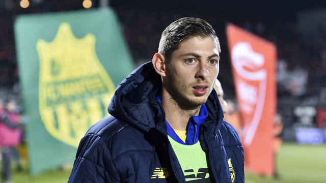 A body has been recovered from wreckage of the plane carrying Emiliano Sala. (Goal.com)