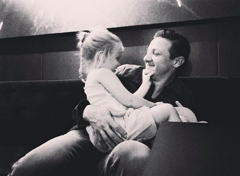 "<p>The doting dad snuck in some face time with 4-year-old daughter Ava, after doing a day of press for his upcoming movie, <em>Wind Driver</em>. ""Dinner date to finish my night!"" he wrote. (Photo: <a href=""https://www.instagram.com/p/BXRvWaChgLJ/?taken-by=renner4real"" rel=""nofollow noopener"" target=""_blank"" data-ylk=""slk:Jeremy Renner via Instagram"" class=""link rapid-noclick-resp"">Jeremy Renner via Instagram</a>)<br><br></p>"
