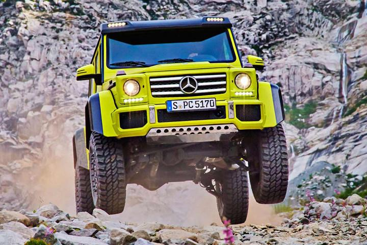 2016 Los Angeles Auto Show adventure vehicles