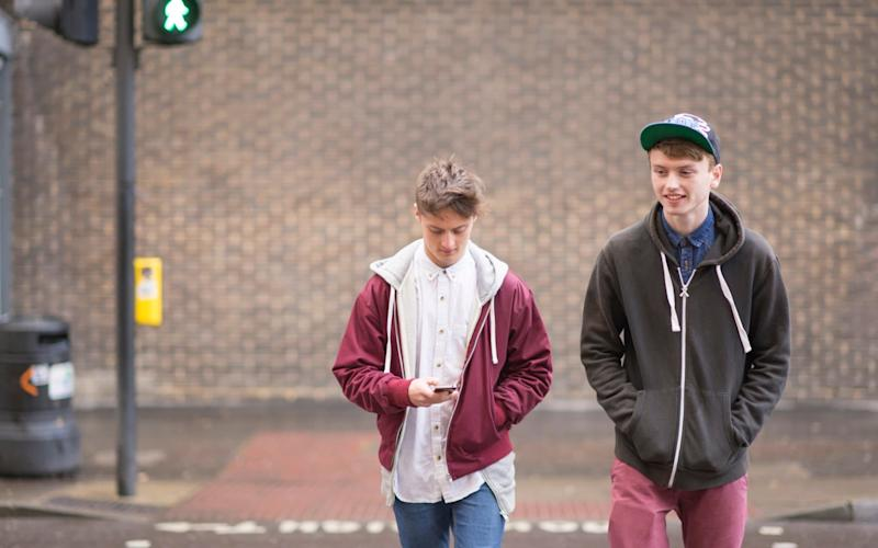The true test of male friendship is age - Getty Creative