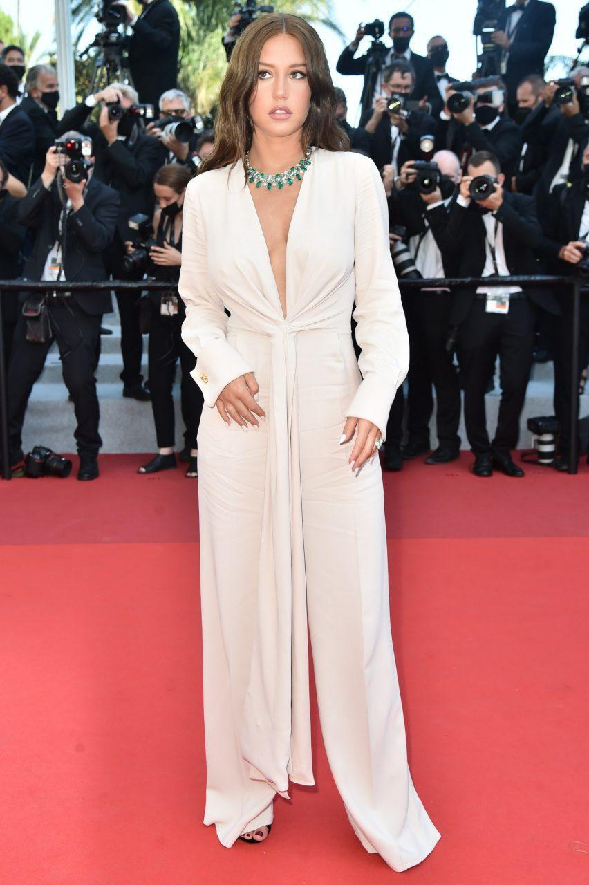 Adele Exarchopoulos in Fendi
