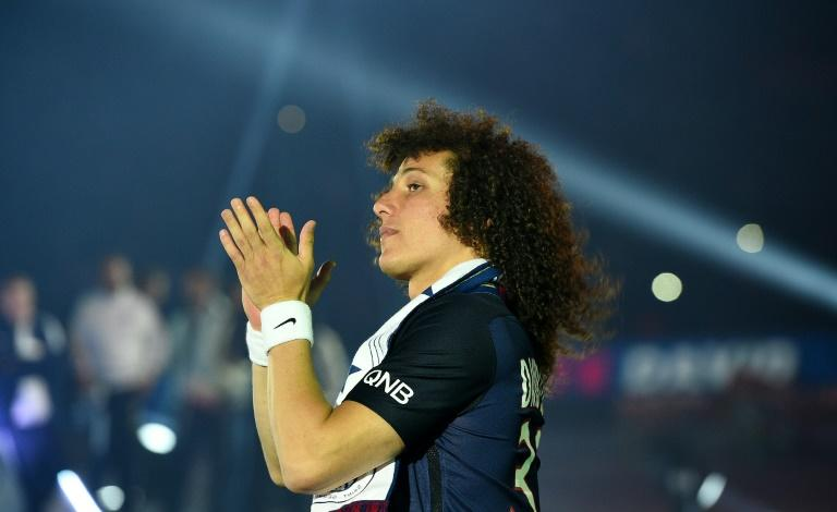 Luiz will re-join Chelsea after being sold to French side PSG for a world record fee for a defender of £50 million in 2014