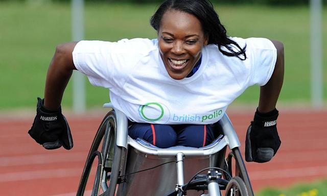 "<span class=""element-image__caption"">Paralympian sprinter Anne Wafula Strike has chaired a panel reviewing the system.</span> <span class=""element-image__credit"">Photograph: Nick Ansell/PA</span>"