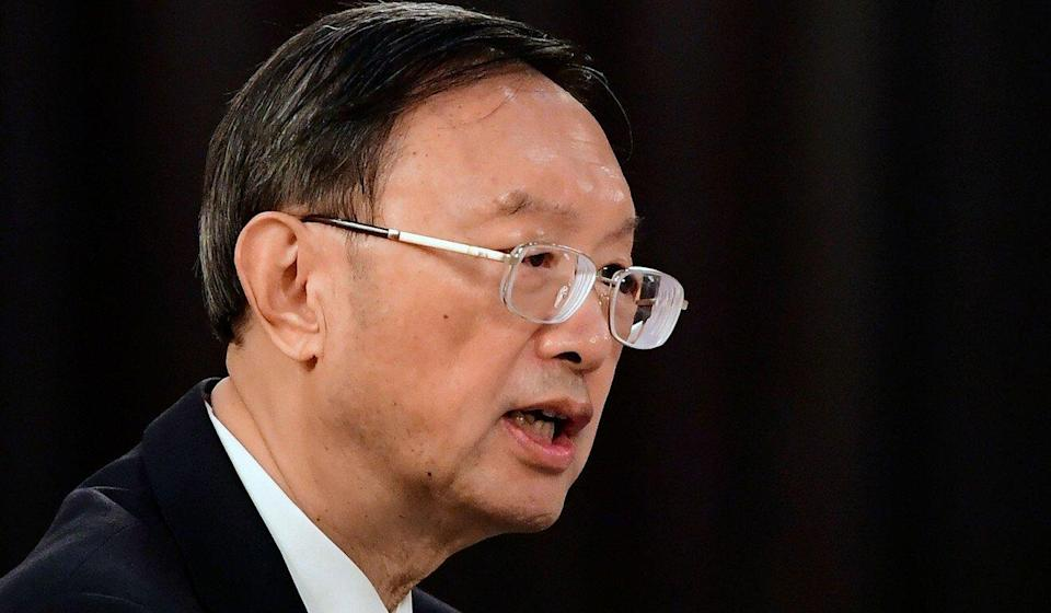 Yang Jiechi, director of the Central Foreign Affairs Commission Office for China, is to meet with Sullivan as a follow-up to a September 9 phone call between US President Joe Biden and Chinese President Xi Jinping, the White House said. Photo: AFP