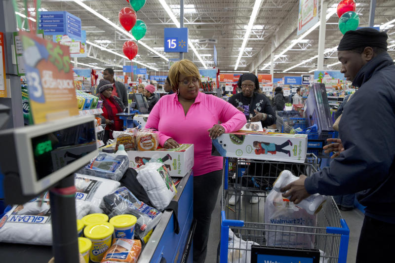 Wal-Mart's new tool gives competitors prices