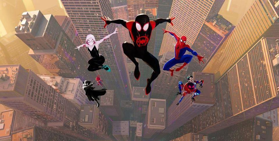 """<p>After an incident involving the opening of inter-dimensional portals, Spider-teen Miles Morales gets a visit from his alternate-world counterparts. Together, they must team up to prevent the collapse of the universe. This superhero story features jaw-dropping animation and a message about how anyone can be a hero.</p><p><a class=""""link rapid-noclick-resp"""" href=""""https://www.netflix.com/title/81002747"""" rel=""""nofollow noopener"""" target=""""_blank"""" data-ylk=""""slk:STREAM NOW"""">STREAM NOW </a></p>"""