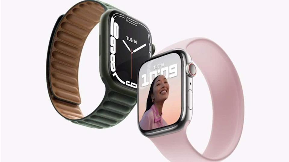 Apple Watch Series 7 debuts with a bigger screen