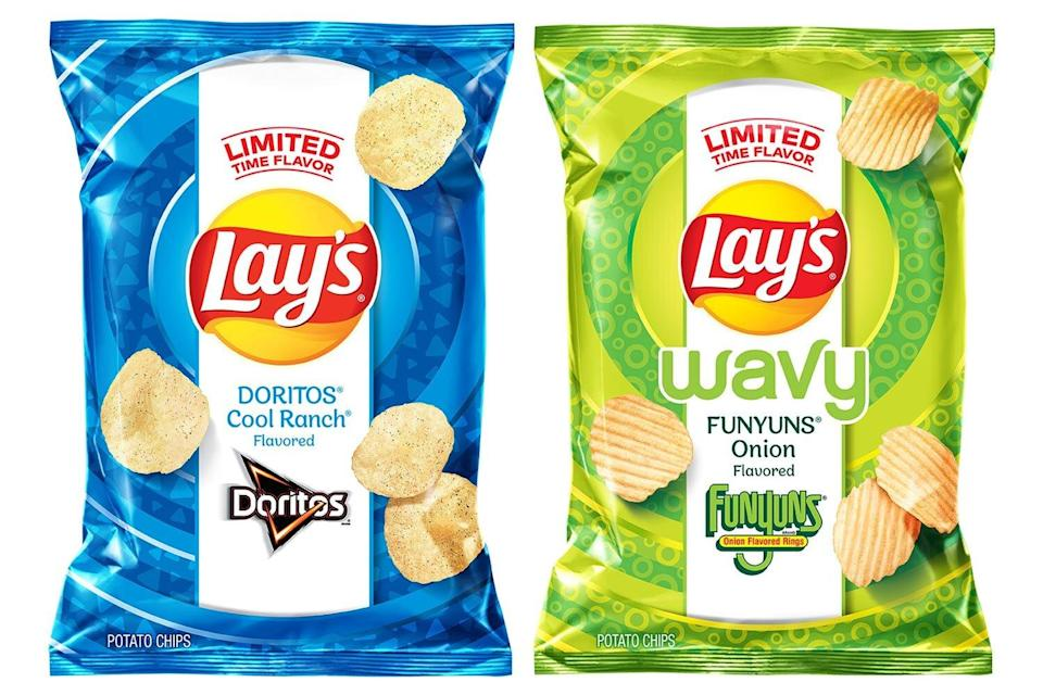Lay's flavors