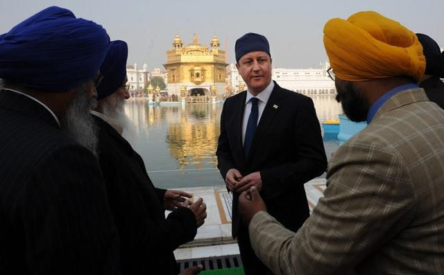 Cameron visit to India – Day 3