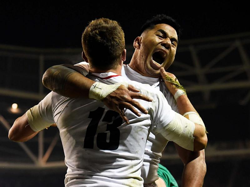 Manu Tuilagi will remain eligible for England after agreeing to join Sale Sharks: Reuters