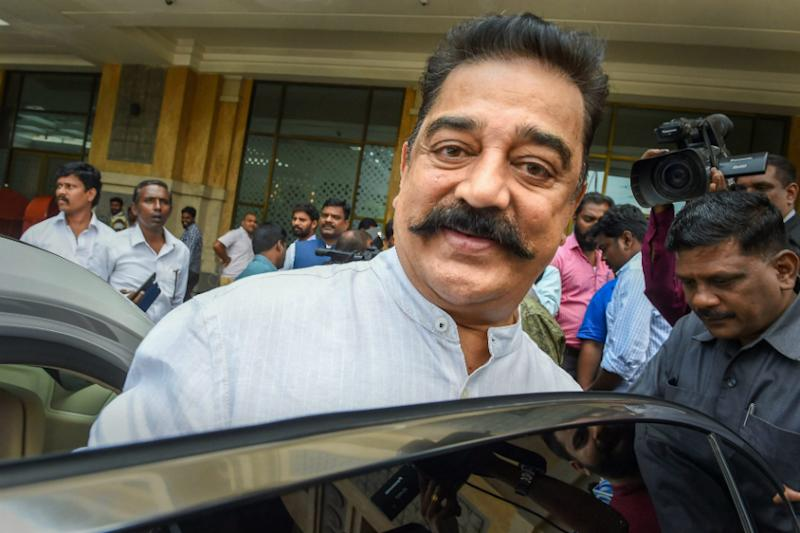 'Terrorists in All Religions': Under Fire for Godse Remark, Kamal Haasan Banks on History for Defence