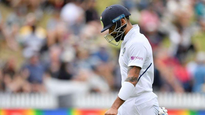 Kohli's form has played a huge role in India's poor performance in the ODI and Test series