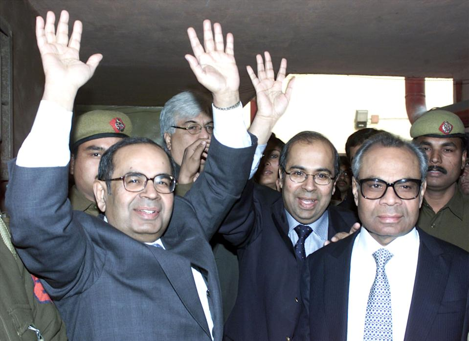 Four close-knit siblings, Srichand, Gopichand, Prakash and Ashok, control multinational conglomerate the Hinduja Group. Their group's businesses range from trucks and lubricants to banking and cable television. The empire was started by their father, Parmanand Deepchand Hinduja, who traded goods in the Sindh region of India (now Pakistan) before moving to Iran in 1919. The Hinduja brothers shifted their base from Iran to London in 1979. Srichand Hinduja and his brother Gopichand moved to London in 1979 to develop the export business; Prakash manages the group's finances in Geneva, Switzerland while the youngest brother, Ashok, oversees the Indian interests. Under the leadership of its chairman, Srichand, today the Hinduja Group has become one of the largest diversified groups in the world and a force to reckon with. However, on June 23, 2020, a first dispute came to light over court proceedings regarding a case for the control of the family's Geneva-based Hinduja Bank, which saw Srichand Hinduja, the eldest of the four brothers, and his daughter Vinoo, and the three brothers Gopichand, Prakash and Ashok on opposite sides.