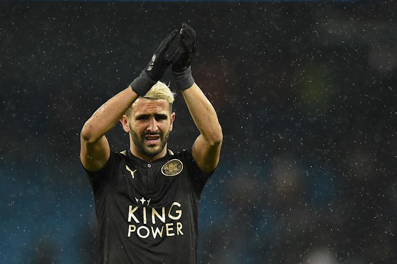 Leicester City forward Riyad Mahrez performing better than ever, says Claude Puel