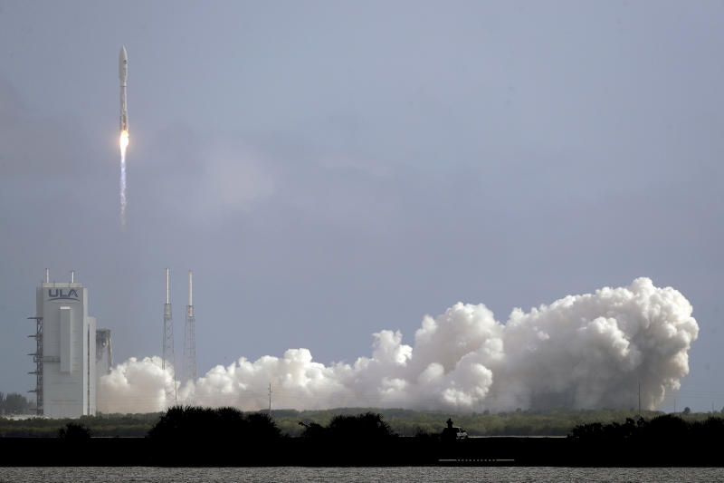 Space Force dedicates mission launch to pandemic workers and victims
