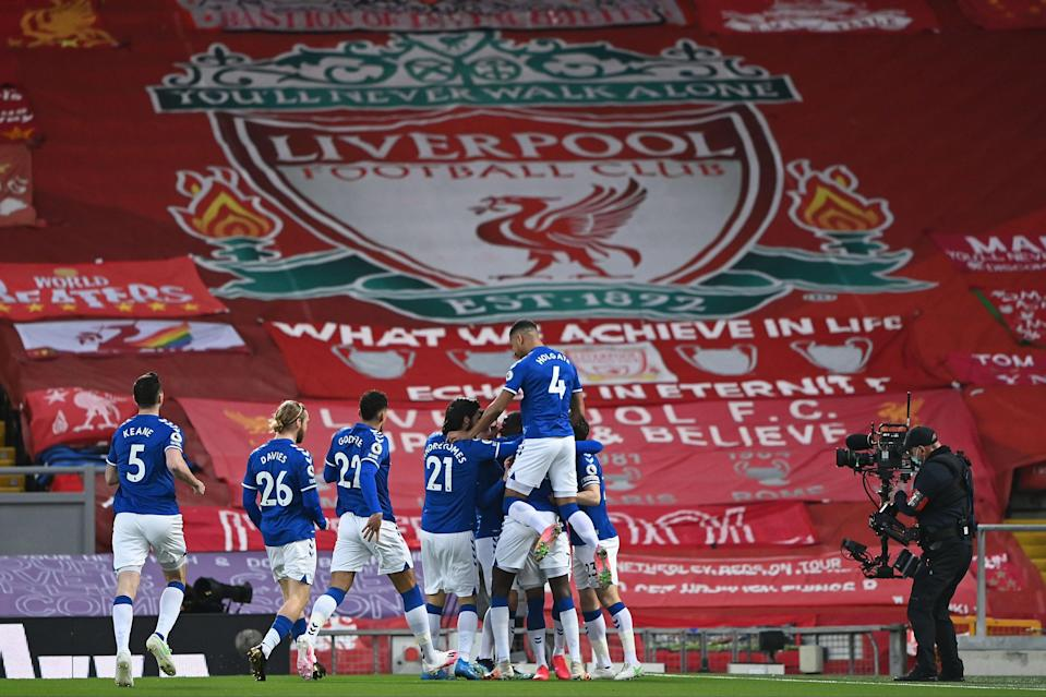 Everton's win was a long time in the makingPOOL/AFP via Getty Images