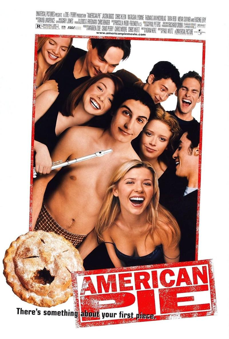 American Pie was released in 1999 (Credit: Universal)