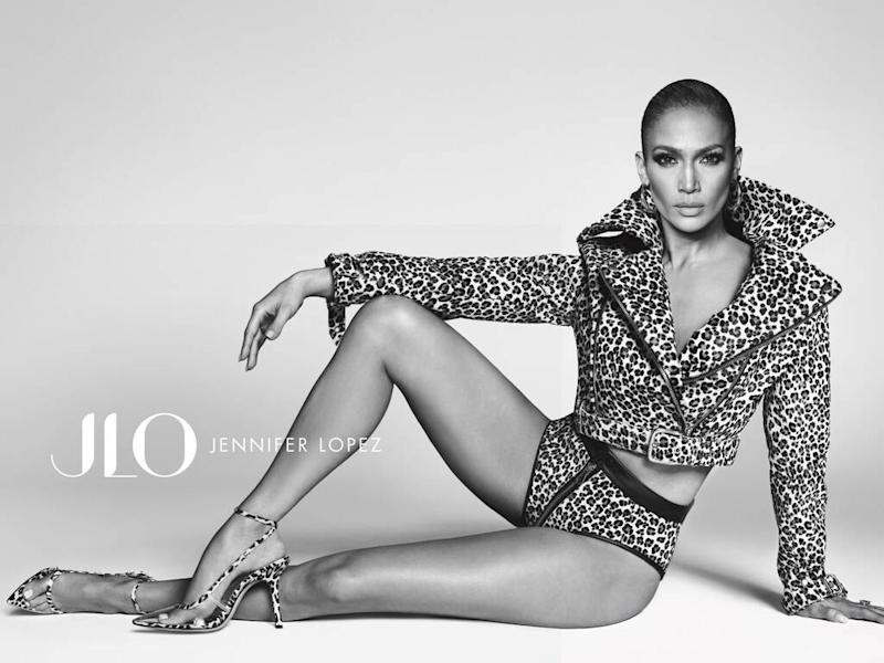 Jennifer Lopez launches shoe and handbag collection