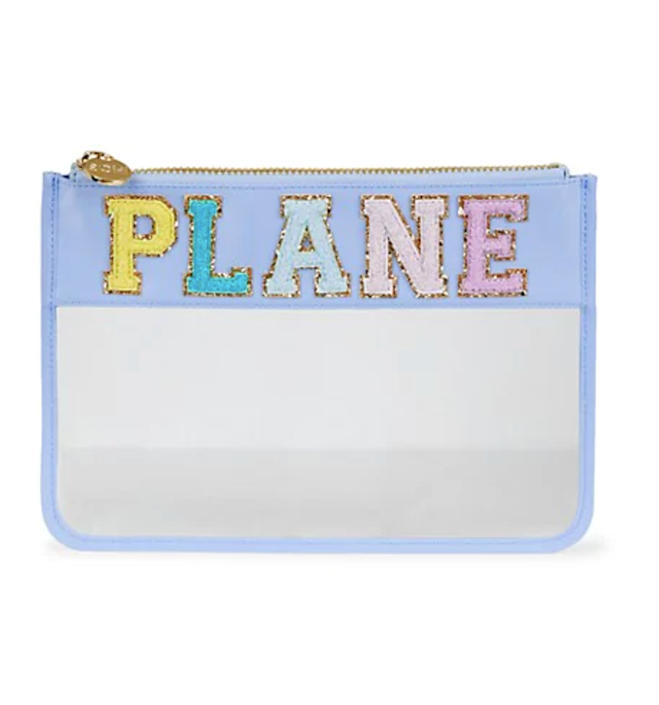 stoney clover lane clear makeup pouch