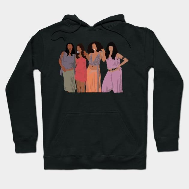 <p>The <span>Girlfriends TV Show Hoodie</span> ($45) makes such a sweet gift.</p>