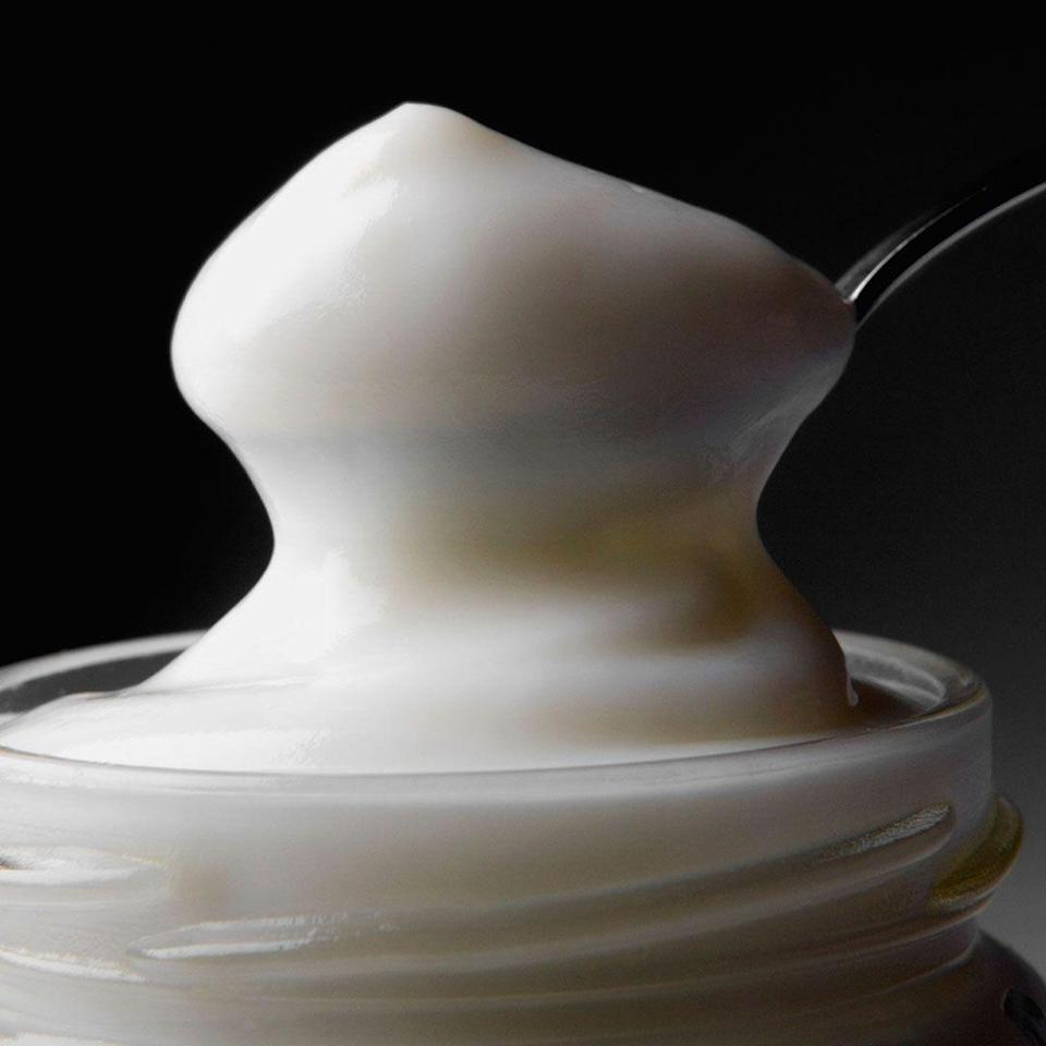 """<p>True, light mayo has about half the calories and fat of the full-fledged versions. But as with other light products, cutting the fat often meads adding in sugar and other additives to make up for flavor. """"A little healthy fat with your meal helps you absorb key nutrients like vitamins A, D, E and K, so there's no reason to go low-fat,"""" says <a href=""""http://www.karenansel.com/"""" rel=""""nofollow noopener"""" target=""""_blank"""" data-ylk=""""slk:Karen Ansel, R.D."""" class=""""link rapid-noclick-resp"""">Karen Ansel, R.D.</a>, author of <em><a href=""""https://www.amazon.com/Healing-Superfoods-Anti-Aging-Younger-Longer/dp/1618372289?tag=syn-yahoo-20&ascsubtag=%5Bartid%7C2140.g.22617152%5Bsrc%7Cyahoo-us"""" rel=""""nofollow noopener"""" target=""""_blank"""" data-ylk=""""slk:Healing Superfoods for Anti-Aging"""" class=""""link rapid-noclick-resp"""">Healing Superfoods for Anti-Aging</a></em><em>.</em></p>"""