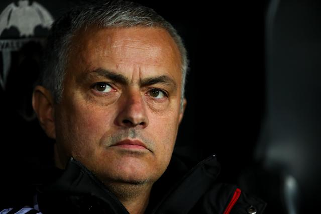 Jose Mourinho (Credit: Getty Images)