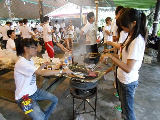 Traditional BBQ for Mid-Autumn Festival?