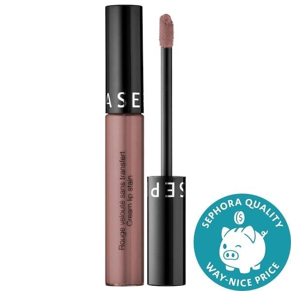 <p>Not only does this <span>Sephora Collection Cream Lip Stain Liquid Lipstick</span> ($3-$15, originally $15) come in 90-plus colors, it's earned more than 700,000 loves from other Sephora shoppers. </p>