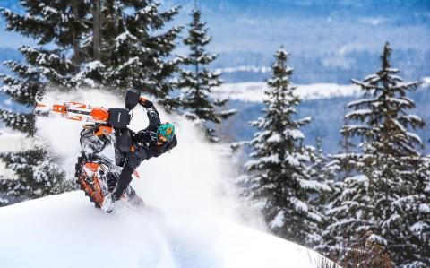Timbersled Continues to Revolutionize the Snow Bike Industry with the All-New 2020 Timbersled® Lineup
