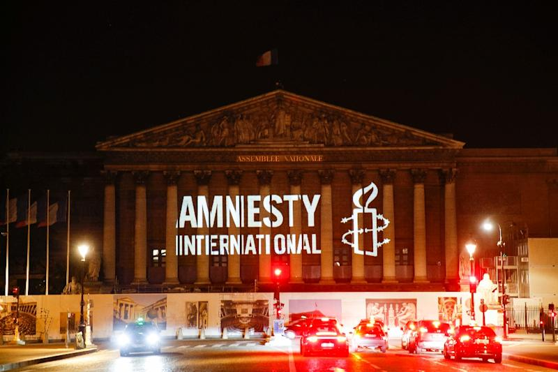 "Amnesty International said it is worried that ""the Egyptian authorities might be embarking on a fresh crackdown targeting peaceful dissent or individuals with history of activism"""