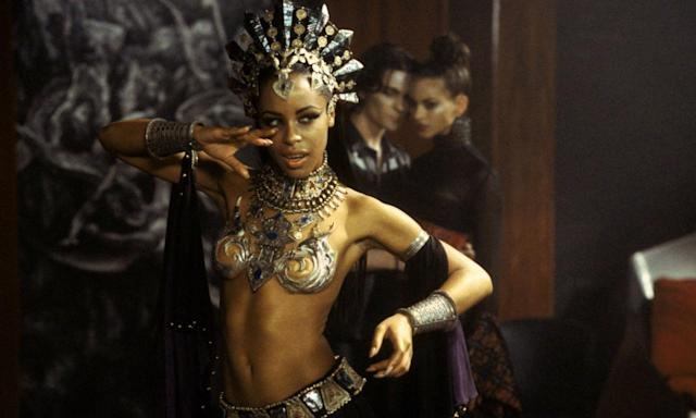 <p>Aaliyah might have been more than a woman but her acting was little more than average. Before her tragic death, the singer appeared in the dismal Romeo Must Die and even worse movie Queen of the Damned as the titular character. </p>