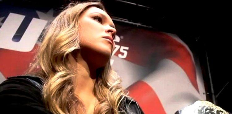 Ronda Rousey Issues Statement on UFC Hall of Fame Induction