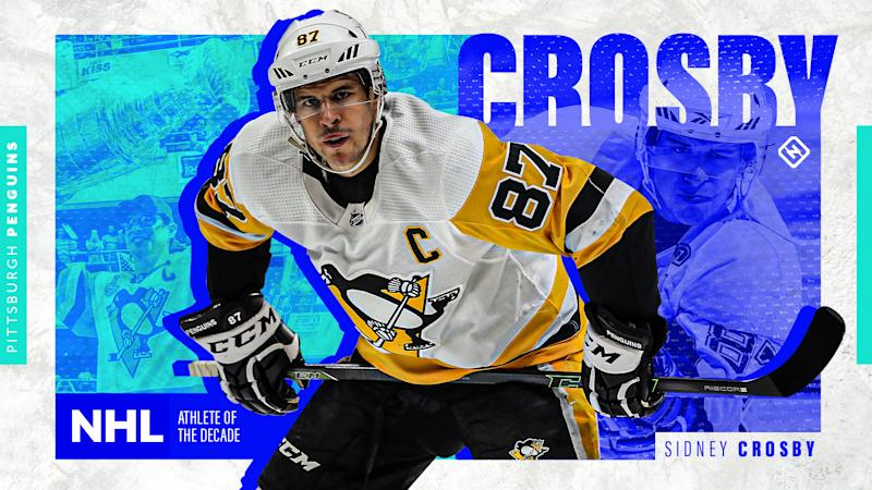 Sidney Crosby: Sporting News' NHL Athlete of the Decade